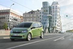 Škoda Citigo - Oficialni fotografie