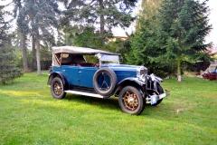 Laurin & Klement Škoda 110 - 1927