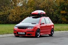 Škoda Fabia 1,4 evo008 - 10 let tuningu
