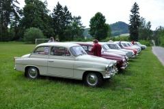 Classic Škoda Weekend