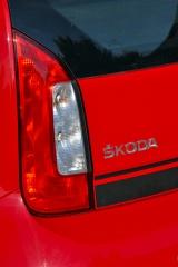 SKODA Citigo 44kW Cervena 035