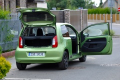 SKODA Citigo 55kW Zelena 057