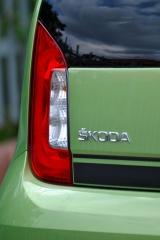 SKODA Citigo 55kW Zelena 052