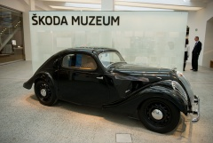 Nové muzeum ŠKODA AUTO