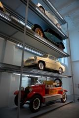 Nové muzeum ŠKODA (skladiště)
