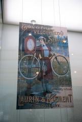 Nové muzeum ŠKODA (víloha) - Plakát