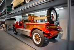 L&K - Typ MF (1919) - Hasičský vůz