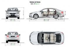New SKODA Octavia 3 029