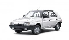 Skoda Favorit 136 L Typ 781 1989–modelovy Rok 1990