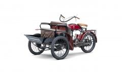 L&K motorova trikolka Typ LW 1911