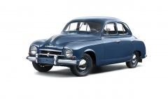 Skoda 1201 Sedan Typ 980 1956