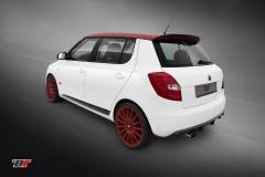 Fabia BT brown Red 03147