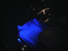 Osvětlení nohou