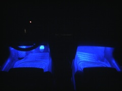 Osvětlení nohou 2