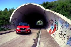 Má červená - Fabia II
