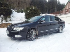 Super II v zimě 2012